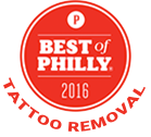 Best of Philly for Laser Tattoo Removal