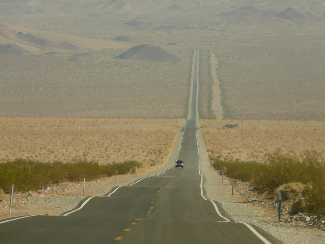 Heat Wave Road
